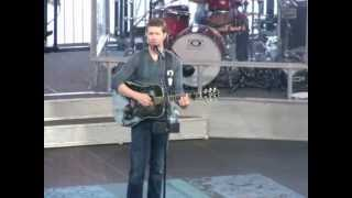 JOSH TURNER LIVE AT SEA WORLD'S BANDS BREW AND BBQ 3/10/2013
