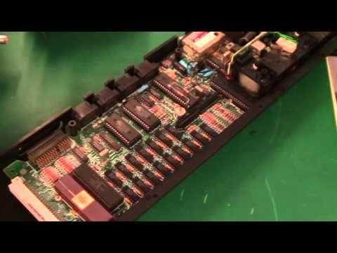 Teardown of Sinclair QL
