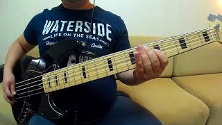 """Video thumbnail of """"Hillsong Worship - See The Light - Bass Cover"""""""