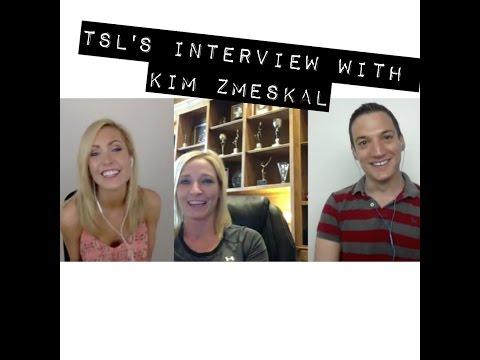 TSL's Interview with Kim Zmeskal