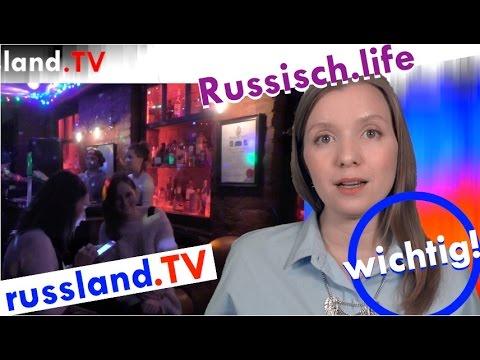 Russisch: Wörter, die man wissen muss! [Video]