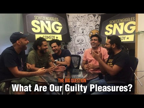SnG: What are our guilty pleasures Feat. Kenny | The Big Question Ep 45 | Video Podcast