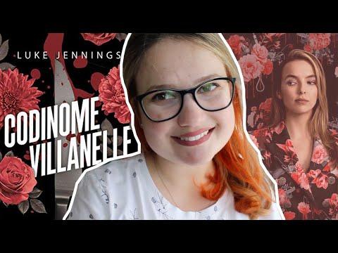 Codinome Villanelle | Resenha | Angelica Brunatto