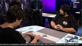 Pro Tour Magic 2015 - Round 2 (Draft) - Paulo Vitor Damo da Rosa vs. Willy Edel