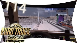 preview picture of video 'LETS PLAY: ETS 2 - MULTIPLAYER: #114 Walter White fährt in ETS I Euro Truck Simulator 2'