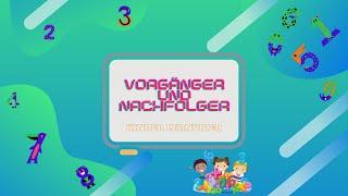 Vorgänger und Nachfolger – Mathe Lernvideo