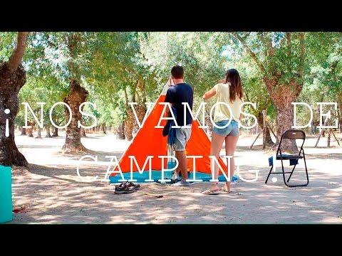 VLOG Camping El Escorial