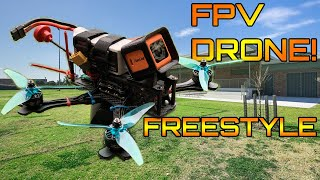 Fly With Me - 5 inch FPV Quad Drone Freestyle