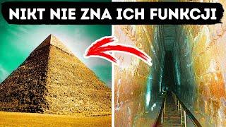 Tajemna komnata w piramidzie Cheopsa — jakie jest jej przeznaczenie