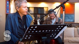 Kandace Springs and David Sanborn