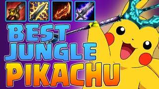 Nightblue3 - THE VERY BEST PIKACHU FIZZ JUNGLE DOMINATION