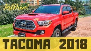 Toyota Tacoma TRD 4x4 Sport 2018 - Prueba de Manejo | ADN Automotriz