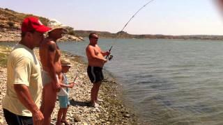 Рыбалка в барселона с берега