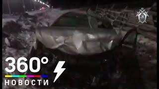 ДТП с участием полицейского в Бурятии: погибли 5 человек