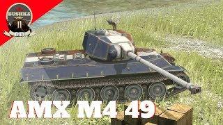 AMX M4 49 PREMIUM TANK REVIEW WORLD OF TANKS BLITZ
