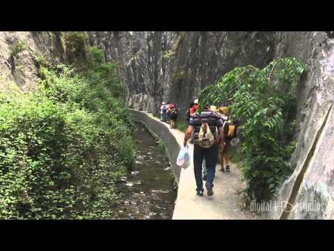 Los Cahorros  Monachil  Granada HD 2012.wmv