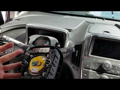 Gen 1 Chevy Volt - Heated Steering Wheel Kit Install