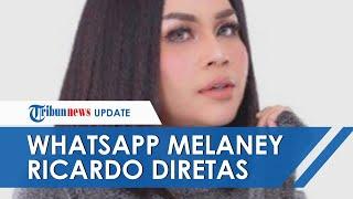 WhatsApp Melaney Ricardo Diretas Orang Tak Bertanggungjawab hingga Hampir Tipu Tyas Mirasih