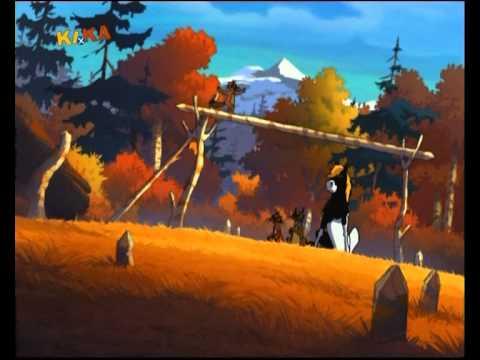 Yakari Folge 45 - Der verstoßene Wolf