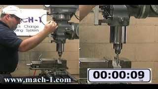 002A Mach-1 - Quick Change Demo