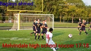 Melvindale high school soccer 17-18