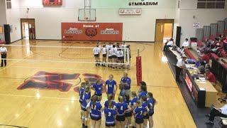 State Volleyball Round 1