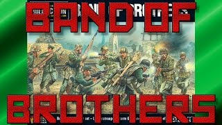 Bolt Action Band of Brothers Second Edition Starter set