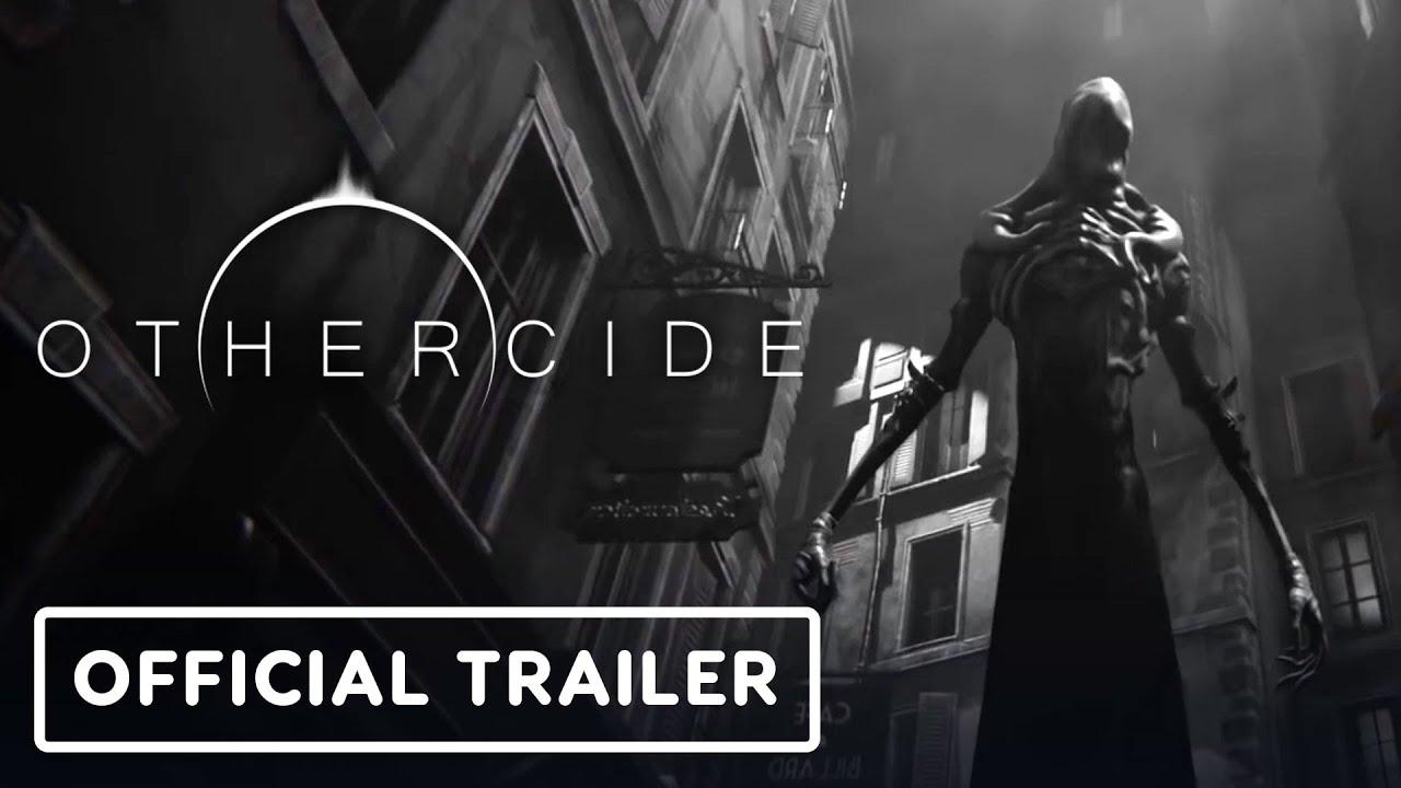 Анонсирующий трейлер игры Othercide
