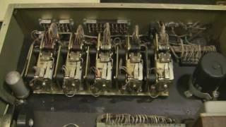 Mechanical Nixie tube Clock!!