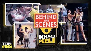Tehas Nehas | BTS | Khaali Peeli | 2nd Oct