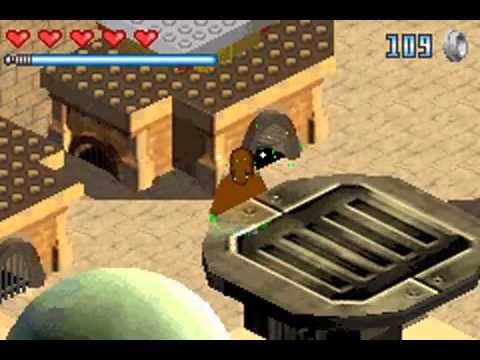Lego Star Wars Walkthrough Gba Longplay 1 The Video Game Episode Iii Revenge Of The Sith By Truegeekmeister Game Video Walkthroughs