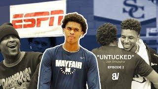 "Josh Christopher   ""Untucked"" EP 2   'Mindset - First ESPN Game'"