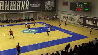 Футбол-Хоккей НН-Триумф-97 - Оргхим-2  3-2