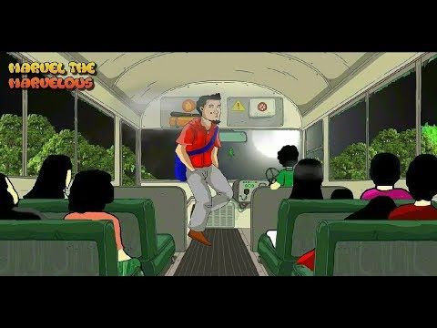 Kartun Lucu Ep. 11 - Bus Setan Mp3