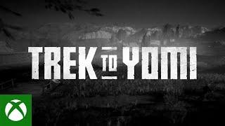 Xbox Trek to Yomi - Announcement Trailer anuncio