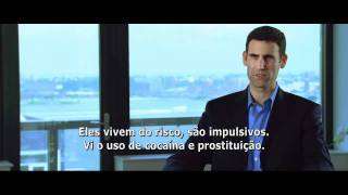 Trailer do Filme INSIDE JOB - TRABALHO INTERNO sobre a crise de 2007