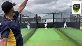 How to bat with control