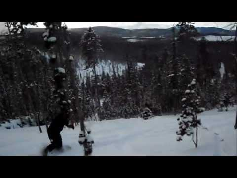 Dirty Side Up  Snowboarding Video