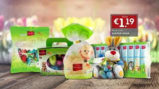 Lidl Cracking Selection of Easter Eggs and Chocolate Treats  Advert