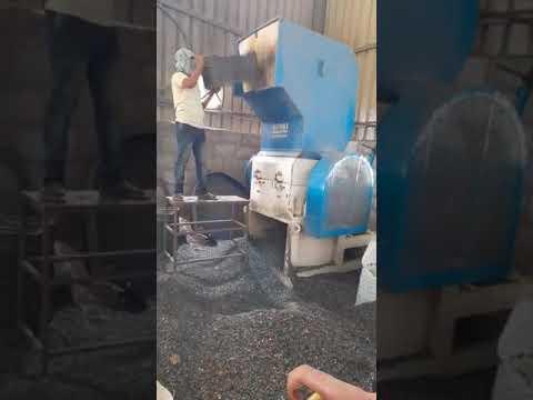 2000 KG/HR Plastic Scrap Grinder Machine