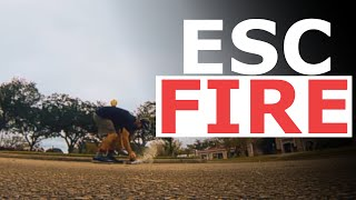 MY ESC CAUGHT FIRE / STACEMAN FPV
