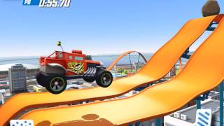 HOT WHEELS RACE OFF Multiplayer Muscle / Creature / Offroad / Alternative Cars Gameplay Android
