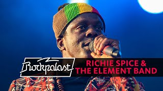 Richie Spice & The Element Band live | Rockpalast | 2019