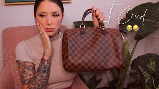 My First Time Buying From A Louis Vuitton Store | They Were MEAN!