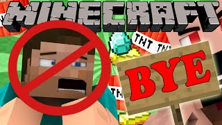 If You Couldn't Respawn - Minecraft