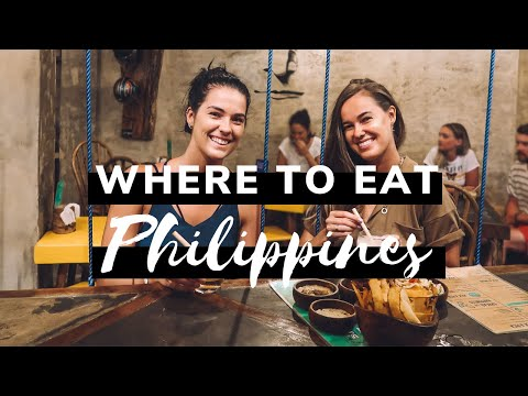 WHERE TO EAT IN THE PHILIPPINES – SISTERS TRAVELING – 2019