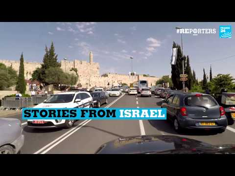 Reporters: Stories from Israel