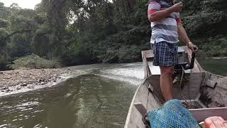 preview picture of video 'Long House trip,sungai bena'