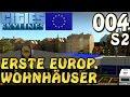 Cities Skylines Europe Theme & Mods #4 S2 Erste europ. Häuser (Let's Play Cities: Skylines German)