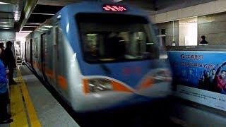 preview picture of video '北京地鐵13號線DKZ5型 往東直門@到望京西'